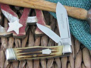 Schatt and Morgan Winterbottom Gunstock Pocket Knife