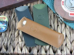 CK European Goat Skin Knife Pocket Slip