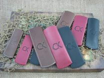 CK Tuscany Traditional Knife Leather Pocket Slip
