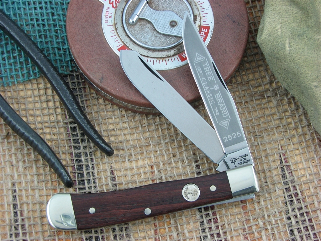 Boker Tree Brand Knives made in Germany | CollectorKnives