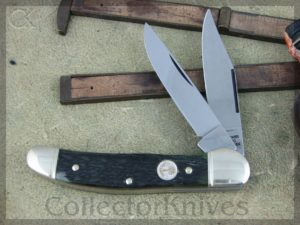 Boker Copperhead Tree Brand Green Bone