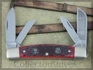Boker Congress Tree Brand Red Bone TSR