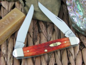 Case Knives Muskrat Whiskey Bone CA11904