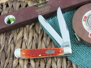 Case Knives Trapper Whiskey Bone CV 6254 CA23000