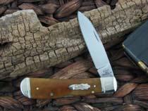 Case Cutlery Tribal Lock Smooth Antique Bone TB612010L TruSharp CA58190