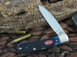 Case Cutlery Tribal Lock Navy Blue Bone TB612010L TruSharp CA7065