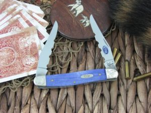 Case Knives Muskrat Purple Appaloosa Bone CA80884
