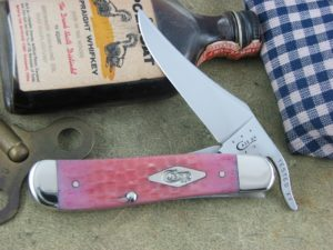 Case Cutlery Russlock Watermelon Bone 61953L CA9778
