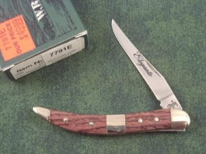 Case Knives Red Oak Wood Tiny Toothpick