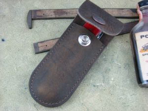 Case Leather Snap Sheath (must accompany knife purchase)