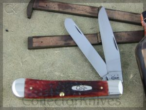 Case Knives Trapper 6254 CV Chestnut Jigged Bone (CA7011)