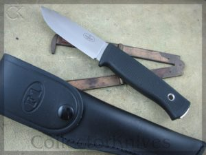 Fallkniven Swedish Survival F1L, Thermorun Handles, Laminated VG10