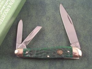 Hen & Rooster 113GPB Green Bone Whittler