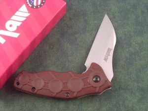 Kershaw Brown Model 820 Speedsafe Needs Work