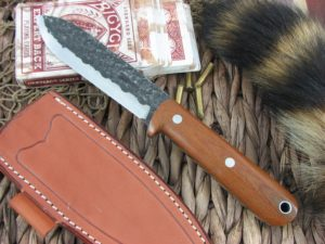 Lon Humphrey Kephart Scandi Spear with Natural Micarta handles and CPM3V steel
