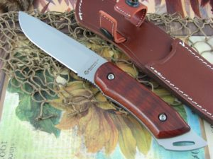 Maserin Cutlery Balestra Hunter Cocobolo Wood 440C 982-LG