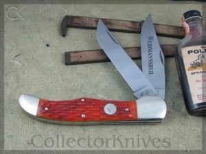 Weidmannsheil 2007 Starburst Bone Folding Hunter