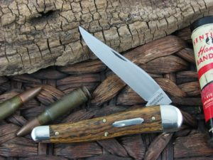 Great Eastern Cutlery 38 Special Jack Tidioute Bocote Wood 381117