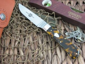 Great Eastern Cutlery Canoe Tortoise Shell Acrylic H73216