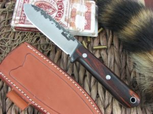 Lon Humphrey Kephart Spear with Cocobolo Wood handles and CPM3V steel