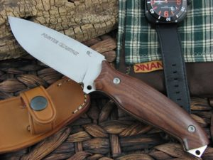 Viper Cutlery Pointer Cocobolo Wood Hunter Fixed Blade N690 4870CB EDC