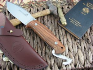 Viper Cutlery Orion Cocobolo Wood Hunter Fixed Blade N690 4878CB