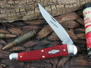 Great Eastern Cutlery 38 Special Jack Northfield Indian Paintbrush Bone 381117 Satin Finish