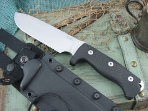 Lion Steel M7 Milled Micarta handles Sleipner steel M7MS