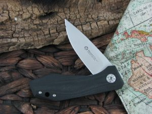 Maserin Cutlery AM3 Gentleman with Black G10 handles 377G10
