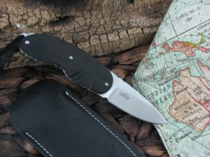 Maserin Cutlery Arint with Ebony Wood handles 387EB