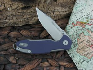 Viper Cutlery Storm with Purple G10 handles V5954GP