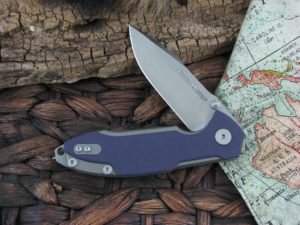 Viper Cutlery Storm with Purple G10 handles V5956GP