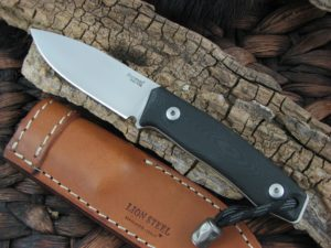 Lion Steel M1 with Black G10 handles M1GBK