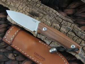 Lion Steel M1 with Santos Wood handles M1ST