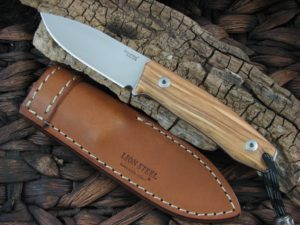 Lion Steel M1 with Olive Wood handles M1UL