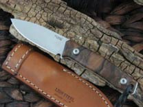 Lion Steel M1 with Walnut Wood handles M1WN