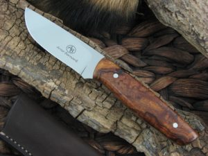 Arno Bernard Pro Hunter Wildebeest with Ironwood handles