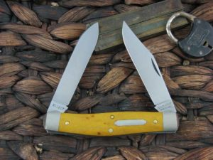 Great Eastern Cutlery Bull Moose Tidioute Osage Orange Wood 811217