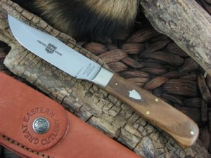 Great Eastern Cutlery Skinner with American Chestnut handles H233