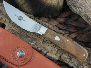 Great Eastern Cutlery Upland Hunter with American Chestnut handles H234