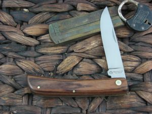 Maserin Cutlery Sodbuster with Santos Wood handles PE2005