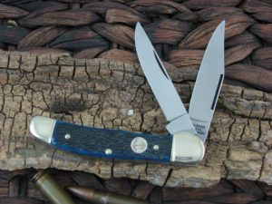 Boker Copperhead Tree Brand Blue Bone