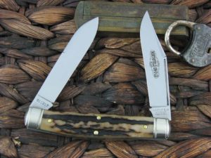 This is the Great Eastern Cutlery Northfield Bull Moose