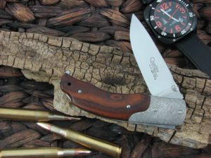 Viper Cutlery Quality with Cocobolo Wood handles V5510CB
