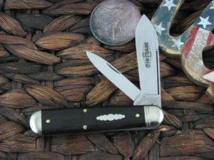 Great Eastern Cutlery Northfield Jack with Ebony Wood handles 782217