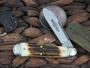 Great Eastern Cutlery Northfield Jack with Sambar Stag handles 562118