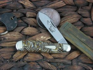 Great Eastern Cutlery Bird Dog Jack Tidioute Pheasant Feather Acrylic 562118