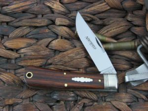 Great Eastern Cutlery Northfield Hunter with Cocobolo Wood handles 431118