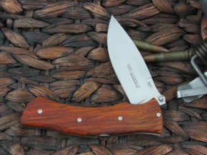 Viper Cutlery Start with Cocobolo Wood handles V5840CB