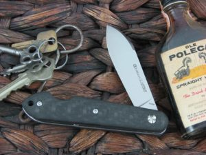 Viper Cutlery EZ Open with Carbon Fiber handles VPCK0411